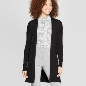 Long Sleeve Open Cardigan Sweater - A New Day